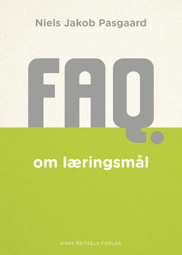 FAQ on learning objectives - criticism of learning objectives